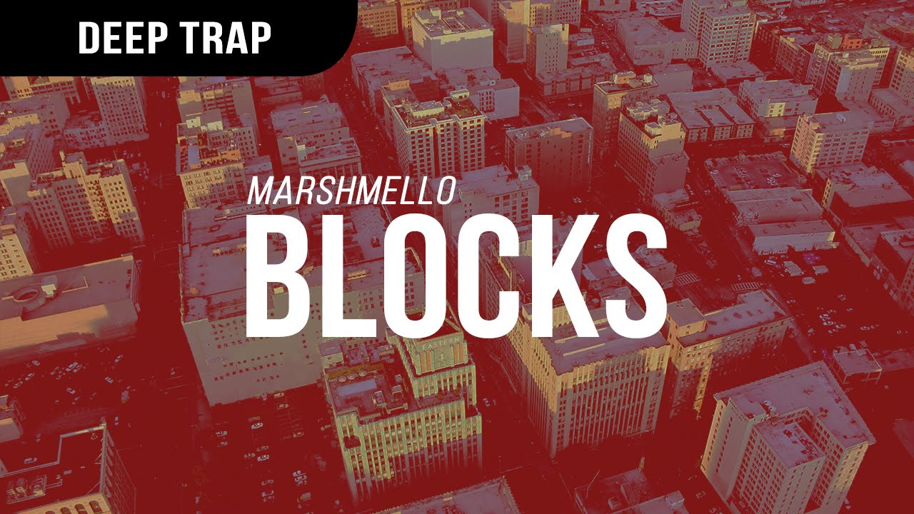 Download Marshmello Blocks Official Music Video MP3