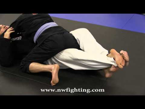 Brazilian Jiu-Jitsu Portland - Rigan Machado - Lockdown Technique