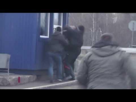 Перекрыт крупный канал нелегальной поставки оружия (17.01.14)