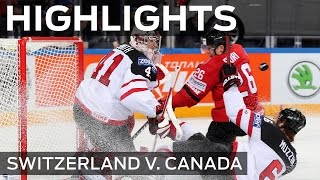 Canada in seven heaven | #IIHFWorlds 2015