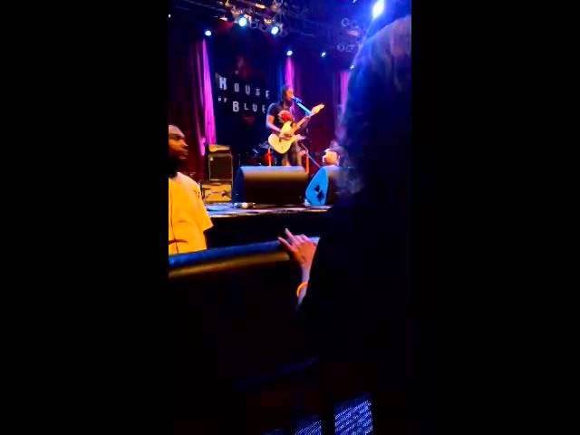 Live @ House of Blues Dallas