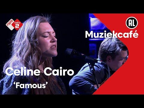 Celine Cairo - famous   live in Muziekcafé