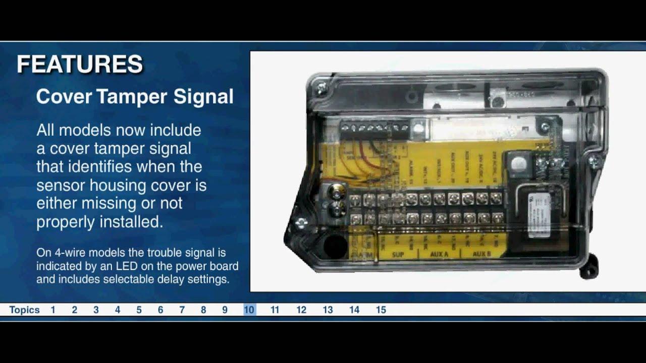 System Sensor D4120 Duct Mounted Smoke Detector  WestsideWholesale  YouTube
