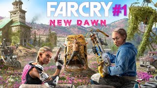 HOPE COUNTY ME REVOILÀ ! FAR CRY NEW DAWN Let's play #1