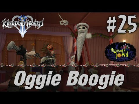 Let's play [FR/HD] Kingdom Hearts II - #25 Oogie Boogie