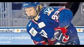 PFR Highlights: RHD Moritz Seider (2019 NHL Draft)