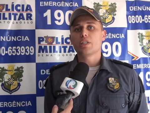 Polícia Militar de Confresa realiza blitz preventiva na MT 437 saída para Xingu