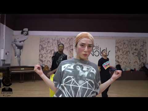 Kelly Clarkson - MEDICINE - Choreography by: Derrell Bullock