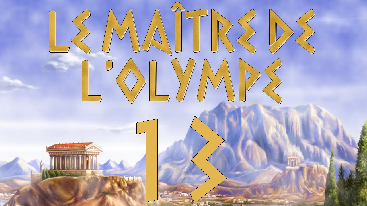 Le Maître de l'olympe Zeus - Ep 13 : Quel leader ! - YouTube Gaming