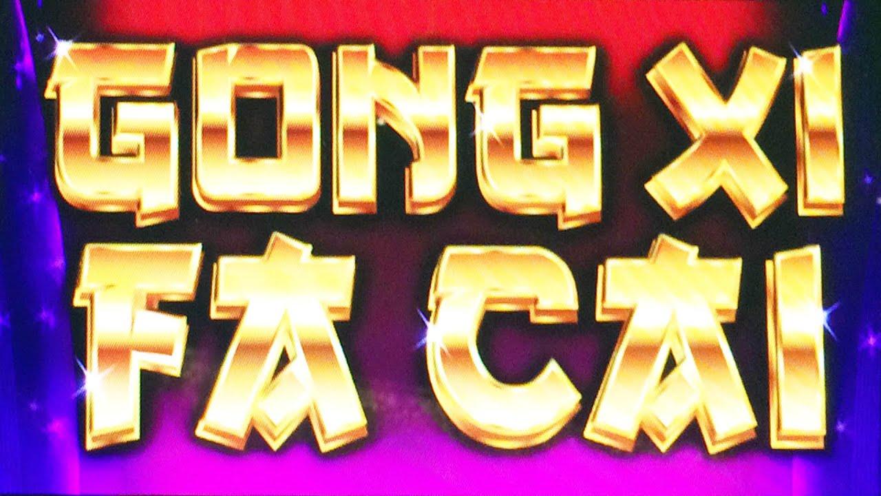 Gong Xi Fa Cai Slot Machine