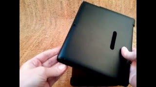 Кожаный чехол-книжка Valenta для Pocketbook InkPad 840