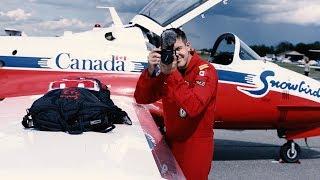 CAF Story | Capt Maciej 'Match' Hatta pilots 360 videos for Snowbirds