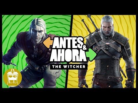 Antes y Ahora: 'The Witcher' | AtomiK.O. #46 thumbnail