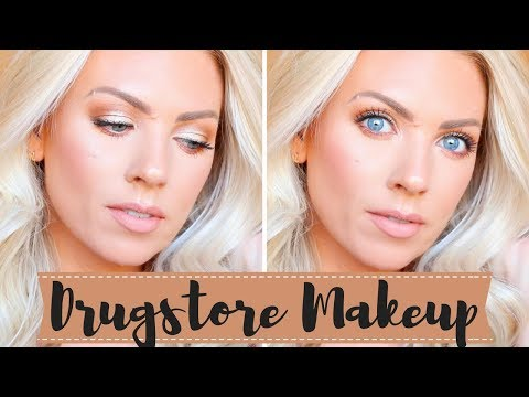 💄 FULL FACE USING ONLY DRUGSTORE MAKEUP & Physician's Formul