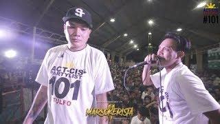 Bahay Katay - Duma Vs Kram - Rap Battle Marsokerista 2