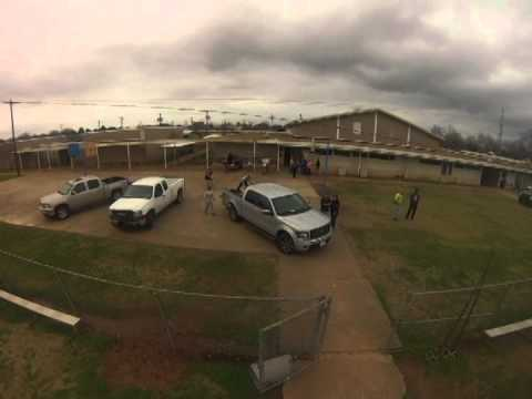 ASH Drone at Brame Middle School 2014