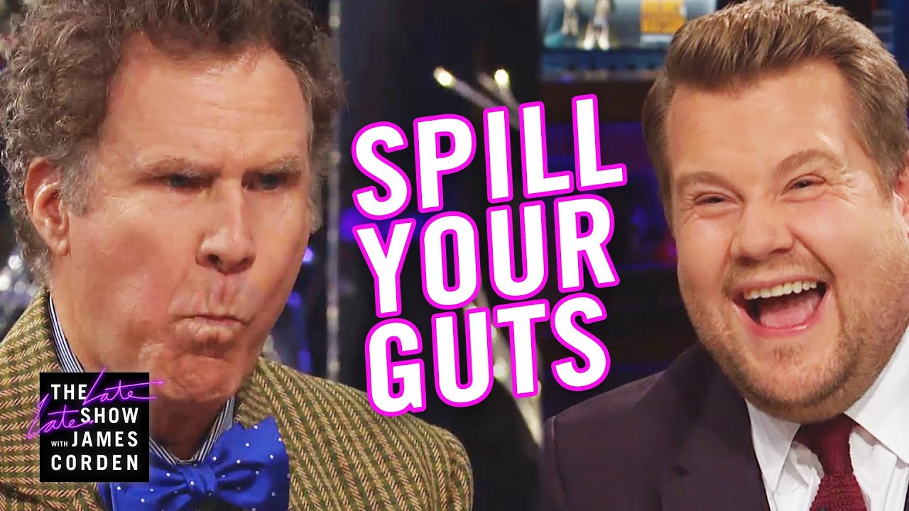 Spill Your Guts or Fill Your Guts with with Will Ferrell