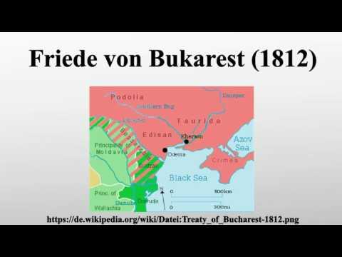 Friede von Bukarest (1812)