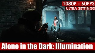 Alone in the Dark: Illumination gameplay PC - HD [1080p/60fps]