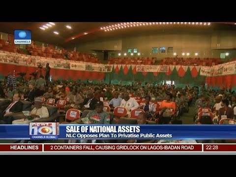 NLC Opposes Plan To Privatise Public Assets 05/02/19 Pt.2 |News@10|