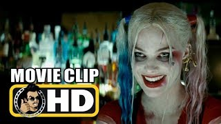 SUICIDE SQUAD (2016) 8 Movie Clips + Trailer HD
