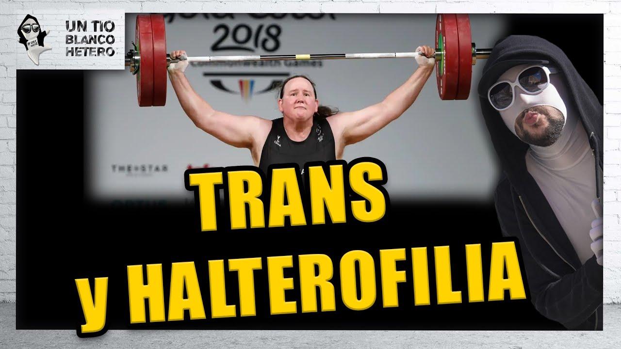 DEPORTES TRANS y HALTEROFILIA   UTBED