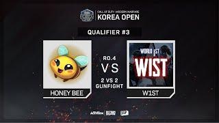 모던 워페어 코리아 오픈|정규시즌 #3 HoneyBee…