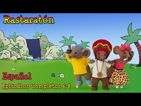Rastamouse en Español (Episodios Completos) Compilation