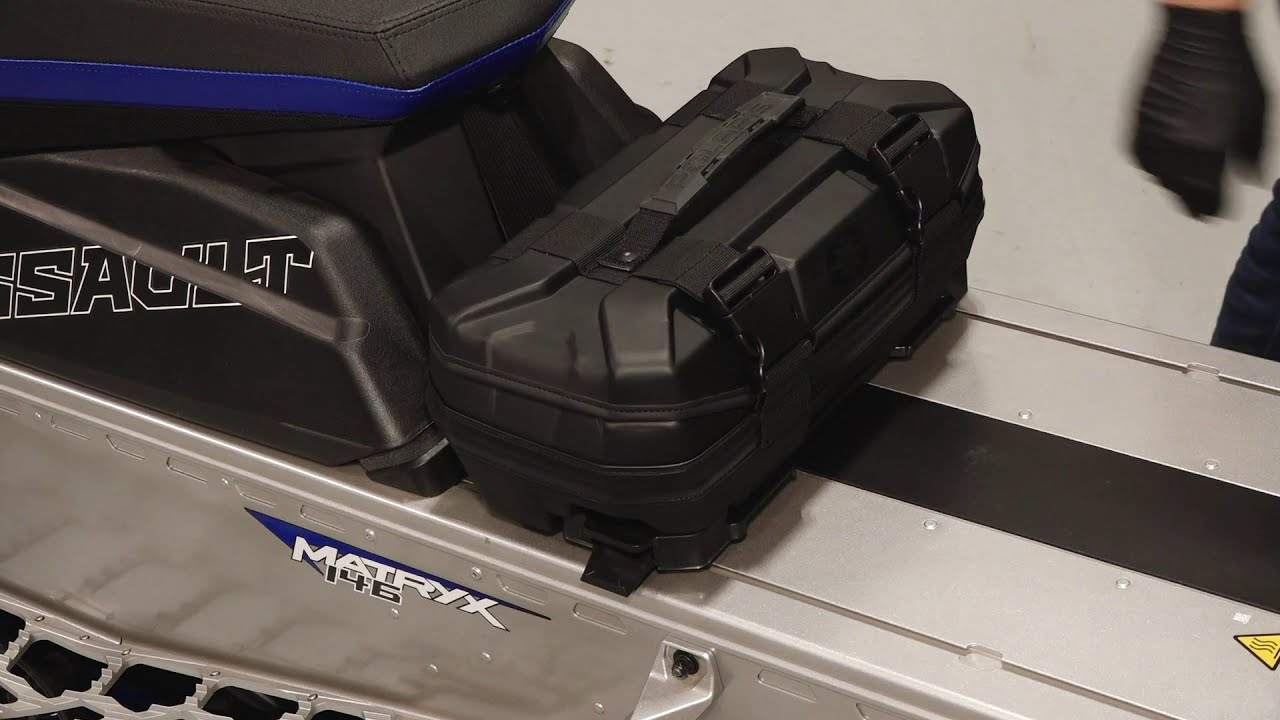 Matryx Tunnel Bag Installation - Polaris Snowmobiles