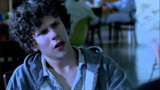 "Jesse Eisenberg in the movie ""Camp Hell"" (2010)"