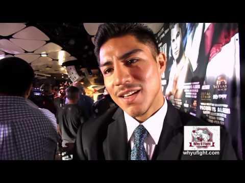 Jessie Vargas Interview