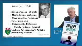 'Введение в аутизм'. Лекция психиатра Фреда Волкмара