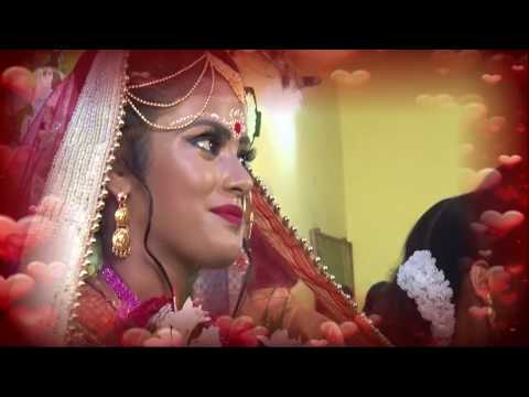 SUPRIYO WEDS SANCHITA TRADITIONAL  VIDEO PART1