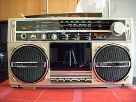 unboxing toshiba rt 85s radio cassette boombox 80 39 s youtube. Black Bedroom Furniture Sets. Home Design Ideas