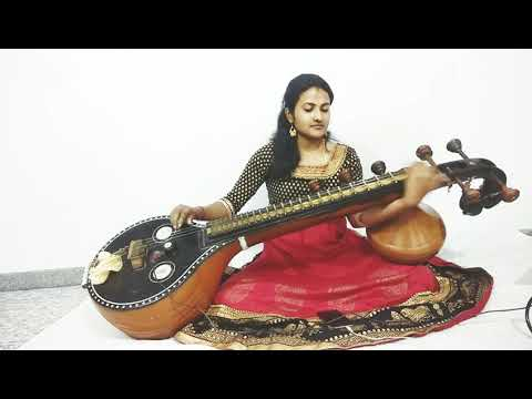 Taal se Taal Mila song from the movie Taal on veena by Monica