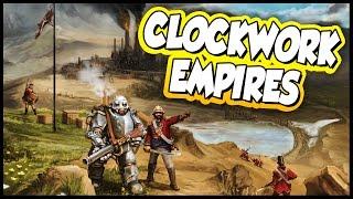 FISH PEOPLE ATTACK! - Clockwork Empires Gameplay