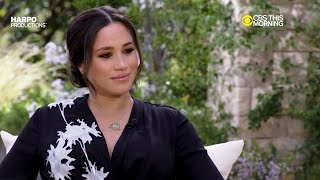 video: Meghan, Duchess of Sussex says she has been 'liberated' by leaving the Royal family in latest Oprah interview teaser