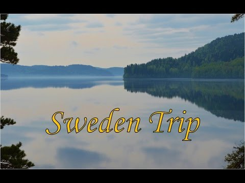 8 Day Canoe and Camping Trip to Sweden