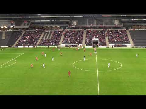 HIGHLIGHTS: MK Dons Under-15s 1-3 Real Madrid  Under-15s