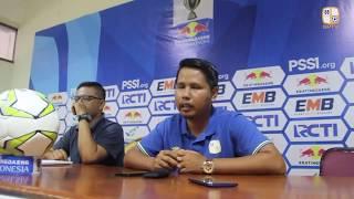 Download Video Tanggapan kedua asisten pelatih jelang laga | Barito Putera vs PSS Sleman MP3 3GP MP4