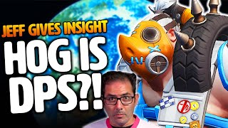 Overwatch - Roadhog Becomes DPS?! 3-2-1 Role Queue?! - Jeff SPEAKS!