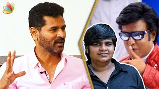 Why Rajinikanth Chose Karthik Subbaraj : Prabhu Deva Interview | Mercury Movie