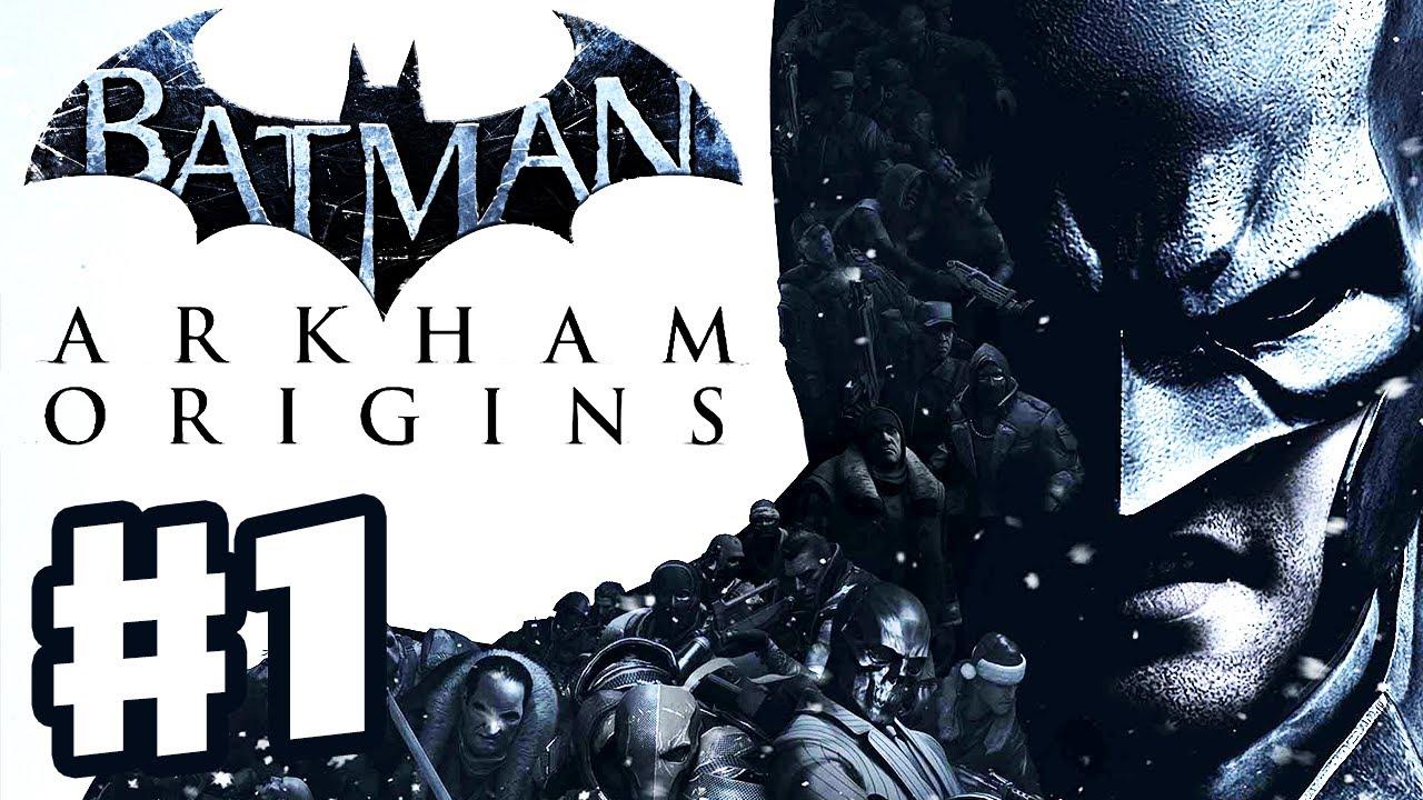 Batman Arkham Origins - Gameplay Walkthrough Part 1 ...
