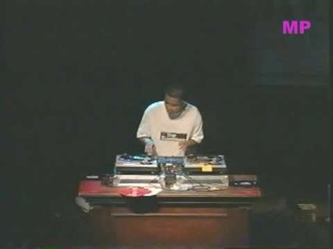 DJ MIKE C VS DJ FRESH 1999 ITF USA FINALS