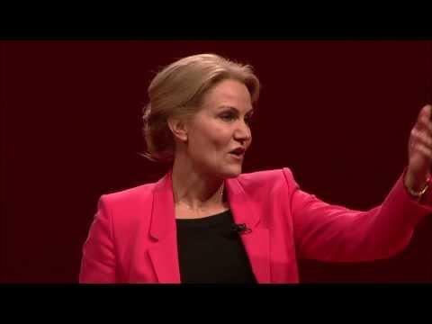 Helle Thorning-Schmidts kongrestale 2013
