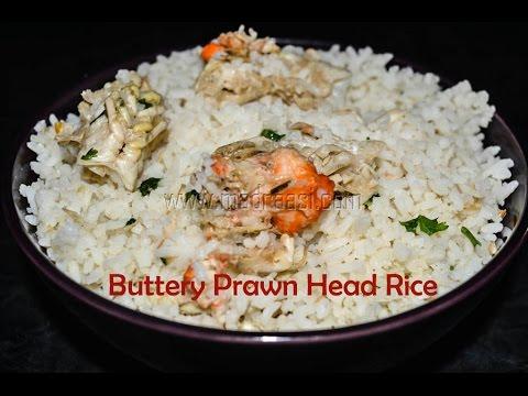 Prawn Rice Recipe with Prawn Head | Thoothukudi spl recipe | Madraasi