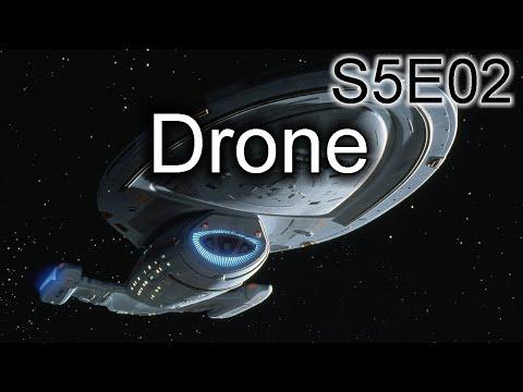 Star Trek Voyager Ruminations S5E02: Drone