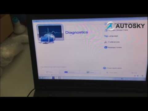 Best quality For GM MDI Scan tool with WIFI V2017 02 TEST VIDEO