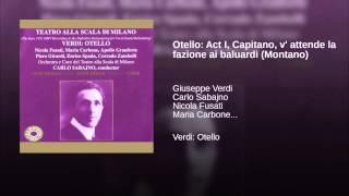 Otello: Act I, Capitano, v
