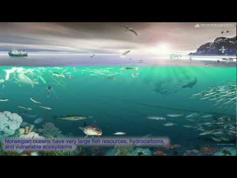 MAREANO - revealing the secrets of the seabed